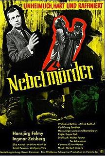 <i>Murderer in the Fog</i> 1964 film