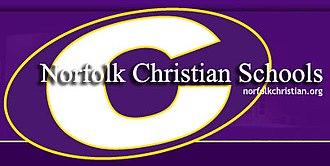 Norfolk Christian Schools - Image: NCS logo 2
