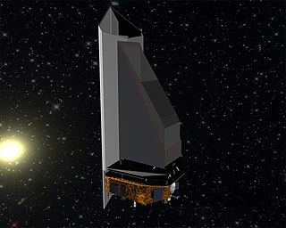 Near-Earth Object Camera proposed space-based infrared telescope designed to survey the Solar System for potentially hazardous asteroids