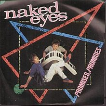 Naked Eyes Album Cover 81