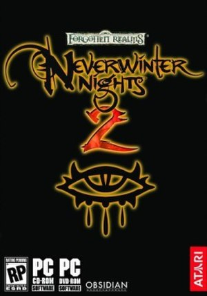 Neverwinter Nights 2 - Microsoft Windows boxart