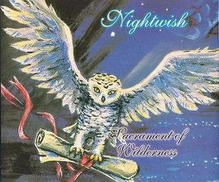Sacrament of Wilderness 1998 single by Nightwish