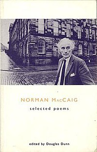Norman MacCaig memorial