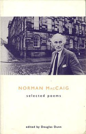 Norman MacCaig - The cover of MacCaig's Selected Poems