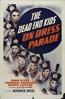 <i>On Dress Parade</i> 1939 film by Noel M. Smith