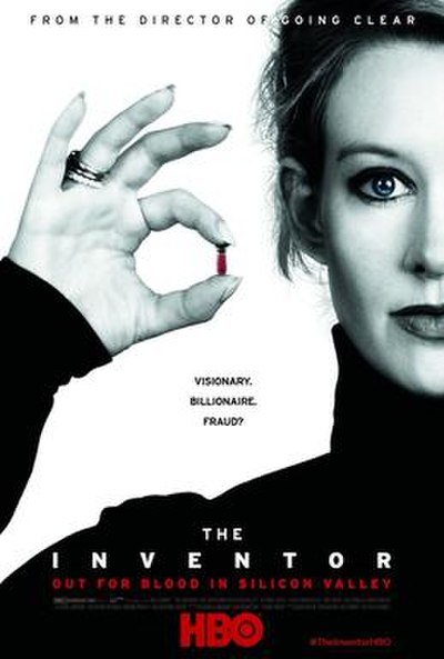Picture of a movie: The Inventor: Out For Blood In Silicon Valley