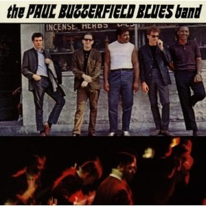 The Paul Butterfield Blues Band (album) - Image: Paulbutterfieldblues banddebut