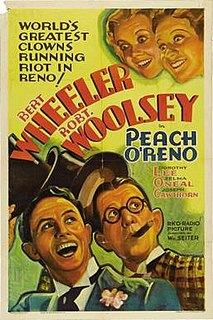 <i>Peach OReno</i> 1931 film by William A. Seiter