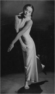 Pearl Lang American dancer