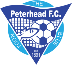Peterhead F.C. - Image: Peterheadbadge