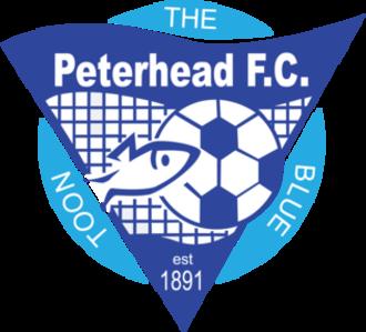 Peterhead F.C. - Image: Peterheadbadge