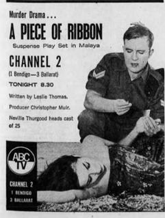 <i>A Piece of Ribbon</i>
