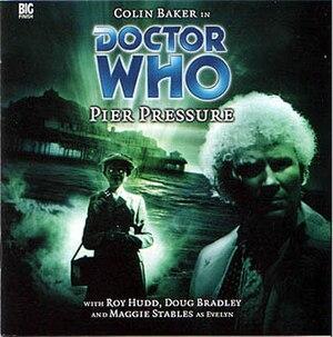 Pier Pressure (audio drama) - Image: Pier Pressure