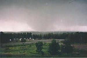 Pine Lake tornado - Pine Lake tornado