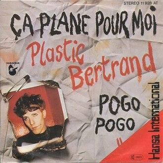 Ça plane pour moi - Image: Plastic Bertrand Ça plane pour moi