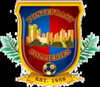 Pontefract Collieries F.C. - Emblem