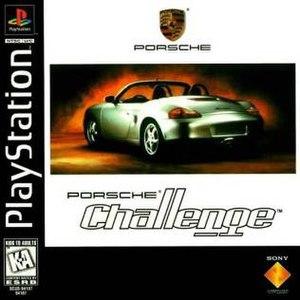 Porsche Challenge - Image: Porsche Challenge Cover