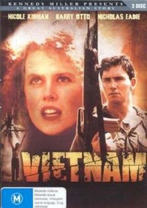 Vietnam (miniseries) - Image: Poster of (Vietnam miniseries)