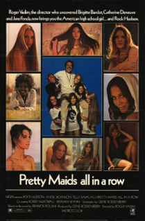 <i>Pretty Maids All in a Row</i> 1971 film by Roger Vadim
