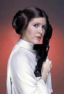 Princess Leia - Wikipedia a9380b8de9301
