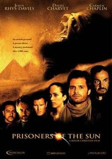 <i>Prisoners of the Sun</i> (film) 2014 television film directed by Roger Christian