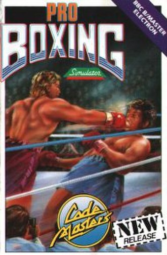 By Fair Means or Foul - Cover of Pro Boxing Simulator