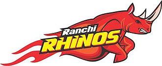 Ranchi - Ranchi Rhinos field hockey team is based in the city