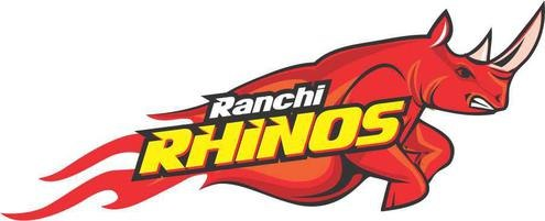 Ranchi Rhinos Logo