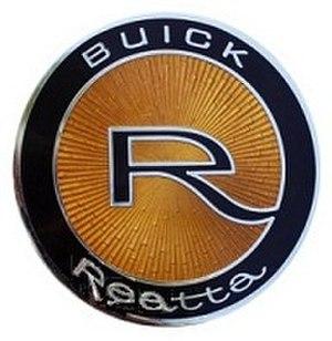 Buick Reatta - Buick Reatta emblem