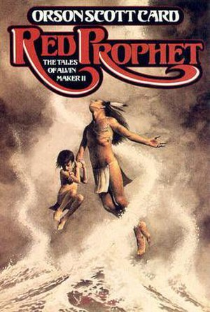 Red Prophet - Cover of first edition (hardcover)