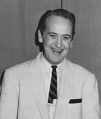 Red Foley - Foley in Springfield, Missouri, ca. 1956