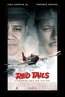 <i>Red Tails</i> 2012 film by George Lucas, Anthony Hemingway