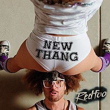 Redfoo — New Thang (studio acapella)