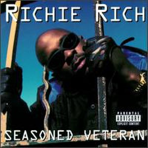 Seasoned Veteran - Image: Richierichcover 1
