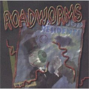 Roadworms: The Berlin Sessions - Image: Roadworms cover