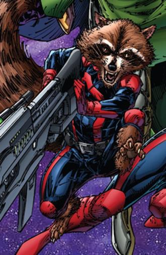 Rocket Raccoon - Image: Rocketraccoon
