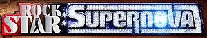 Rock Star: Supernova - Image: Rockstar supernova logo