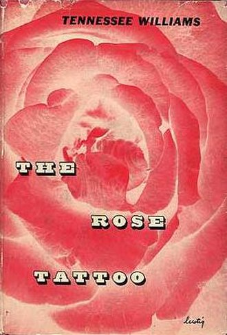 The Rose Tattoo - First edition cover (New Directions)