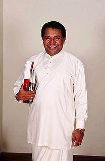 S. B. Dissanayake Sri Lankan politician