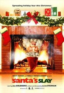 <i>Santas Slay</i> 2005 film