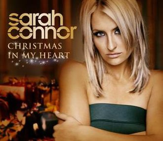 Christmas in My Heart (Sarah Connor song) - Image: Sarah Connor Christmas In My Heart single cover