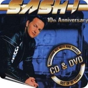 10th Anniversary (Sash! album) - Image: Sash! 10th anniversary