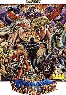 Saturday Night Slam Masters - WikiVisually