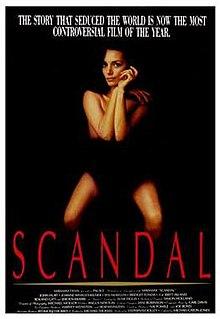 Scandal 1989 film wikipedia the free encyclopedia