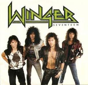 Seventeen (Winger song) - Image: Seventeen Winger