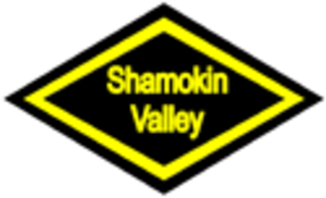 Shamokin Valley Railroad - Image: Shamokin Valley Railroad Herald