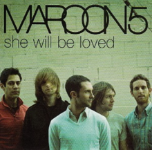 She Will be Loved cover.png