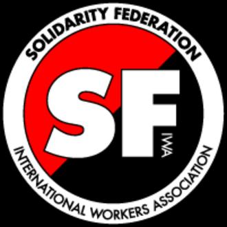 Solidarity Federation - Image: Sol Fed Logo