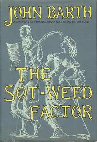 The Sot-Weed Factor - First edition