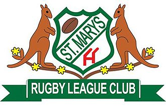 St Marys Saints - Image: St Mary's Logo of rugby league team